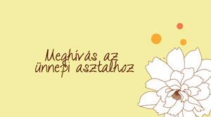 Eskuvoi Meghivo KSO44