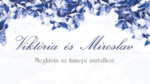 Eskuvoi Meghivo KSO6